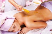 Правила домашнего медового массажа