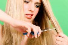 Как ухаживать за кончиками волос