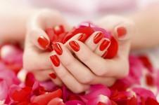 Укрепления ногтей в домашних условиях