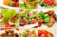 Продукты, составляющие основу питания
