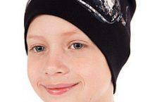 Демисезонные детские шапки