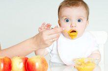 Таблица введения прикорма для грудного ребенка по месяцам
